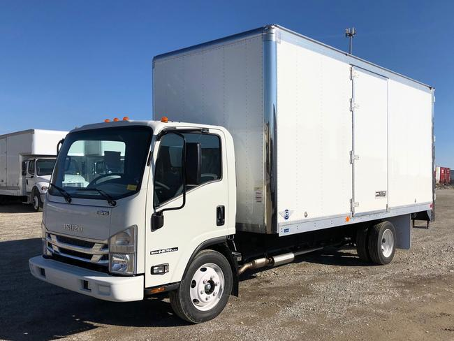 2022 Isuzu NRR, gas engine<br>