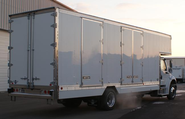 New Moving Vans Kentucky Trailer Custom Moving Van Bodies