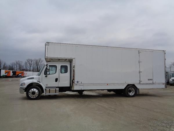 Used Moving Trucks Tractors Trailers Moving Businesses For Sale