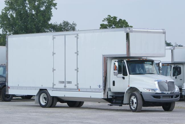 Used Trucks For Sale Louisville Ky >> Custom Kentucky Moving Van Body - New Moving Vans - Mover ...