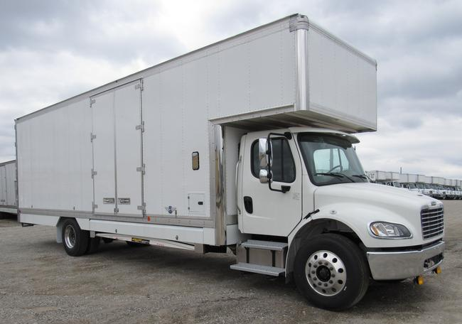 2021 CDL Freightliner M2<br>