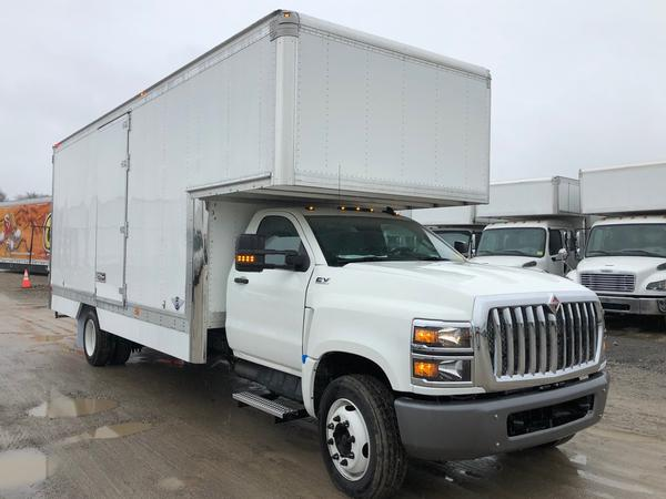All new International CV Mini Mover<br>