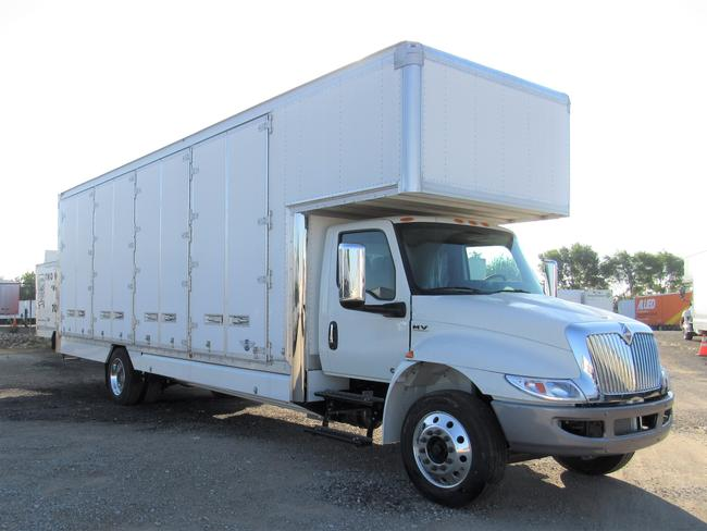 Used Moving Trucks, Tractors, Trailers & Moving Businesses