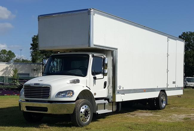 26' Kentucky moving van with 2020 Freightliner M-2<br>